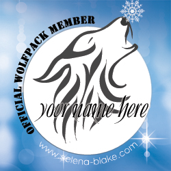 Winter 2015 Wolfpack Badge